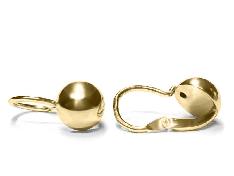 e993bcf57 Briline dětské náušnice zlaté 23200100002   Šperky