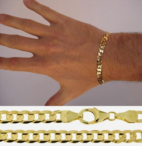 30329759f Dámské zlaté náramky na ruku | Šperky Briline