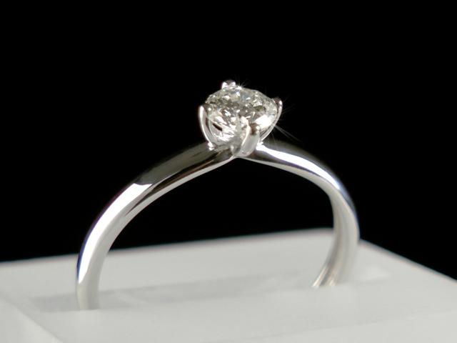 Zásnubní prsten s briliantem Briline 14093907  d61cae179b4